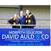 David Auld & Co are pleased to sponsor Morpeth Town AFC